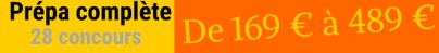inscription concours gendarmerie